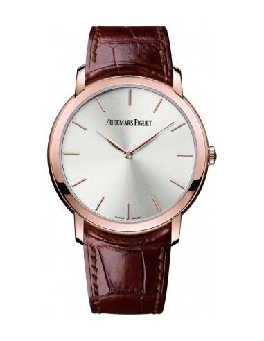 Chic Time | Montre Homme Audemars Piguet Jules Audemars Ultra Thin Automatic 15180OR.OO.A088CR.01  | Prix : 12,276.00
