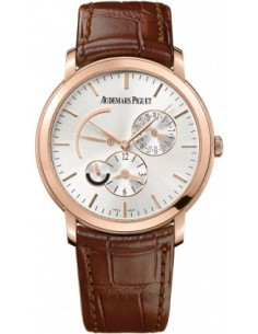Chic Time   Montre Homme Audemars Piguet Jules Audemars Dual Time 26380OR.OO.D088CR.01    Buy at best price