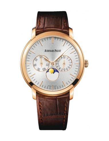 Chic Time | Montre Homme Audemars Piguet Jules Audemars Moonphase Calendar 26385OR.OO.A088CR.01  | Prix : 15,630.00