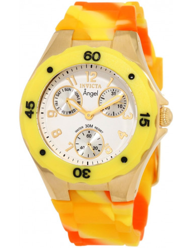 Chic Time   Montre Femme Invicta 1497 Angel Collection    Prix : 101,90€