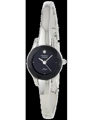 Chic Time | Montre Femme Armitron 752433BLK Now Diamond  | Prix : 68,90€