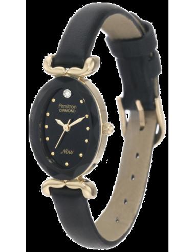 Chic Time | Montre Femme Armitron 753248BKBK NOW Diamond  | Prix : 59,90€