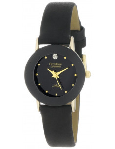 Chic Time | Montre Femme Armitron 75-2447BLK NOW Diamond  | Prix : 59,90 €