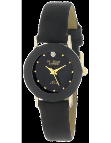 Chic Time | Montre Femme Armitron 75-2447BLK NOW Diamond  | Prix : 59,90€