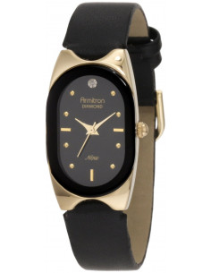 Chic Time | Montre Femme Armitron 752942BLK NOW Diamond  | Prix : 59,90 €
