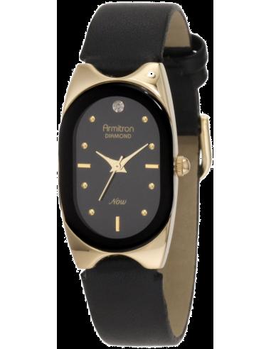 Chic Time | Montre Femme Armitron 752942BLK NOW Diamond  | Prix : 59,90€