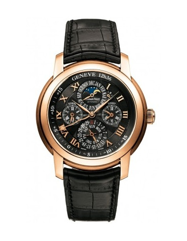 Chic Time | Montre Homme Audemars Piguet Jules Audemars Equation of Time 26003OR.OO.D002CR.01  | Prix : 60,834.00