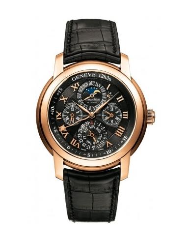 Chic Time | Montre Homme Audemars Piguet Jules Audemars Equation of Time 26003OR.OO.D002CR.01  | Prix : 60,834.00