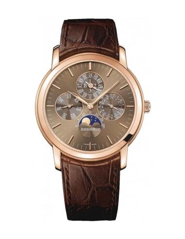 Chic Time | Montre Homme Audemars Piguet Jules Audemars Perpetual Calendar 26390OR.OO.D093CR.01  | Prix : 39,810.00