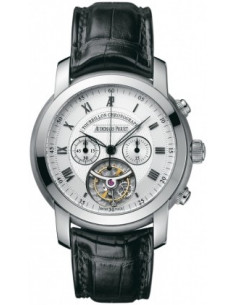 Chic Time | Montre Homme Audemars Piguet Jules Audemars Tourbillon Chronograph 26010BC.OO.D002CR.01  | Buy at best price