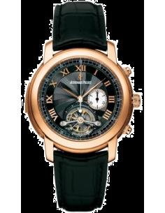 Chic Time | Montre Homme Audemars Piguet Jules Audemars Tourbillon Chronograph Minute Repeater 26050OR.OO.D002CR.01  | Buy at...