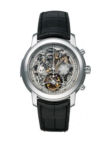 Chic Time | Montre Homme Audemars Piguet Jules Audemars Tourbillon Chronograph Minute Repeater 26270PT.OO.D002CR.01  | Prix :...