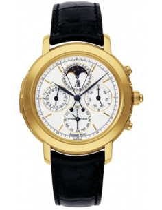 Chic Time | Montre Homme Audemars Piguet Jules Audemars Grand Complication 25866BA.OO.D002CR.02  | Prix : 430,272.00