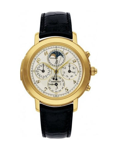 Chic Time | Montre Homme Audemars Piguet Jules Audemars Grand Complication 25866BA.OO.D002CR.01  | Prix : 430,272.00