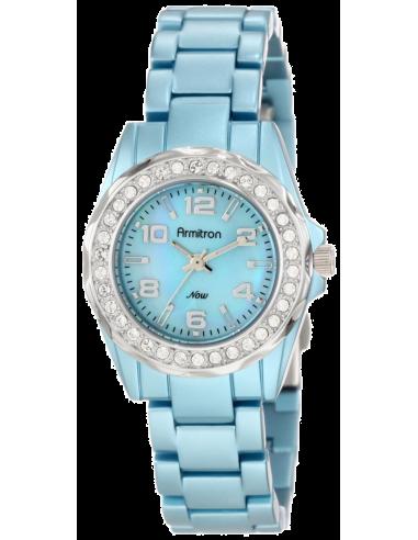 Chic Time | Montre Femme Armitron 75/4077BMLB Swarovski Crystal  | Prix : 149,90€