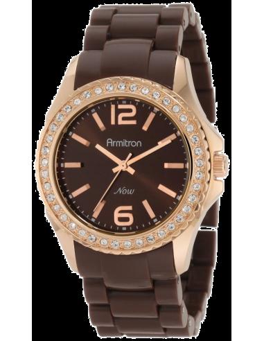 Chic Time | Montre Femme Armitron 753935RGBN Swarovski Crystal  | Prix : 89,90€