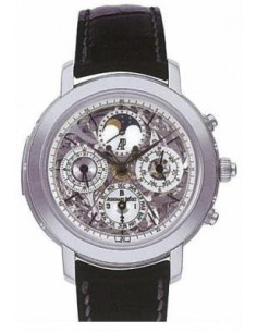Chic Time | Montre Homme Audemars Piguet Jules Audemars Grand Complication 25996TI.OO.D002CR.01  | Prix : 522,306.00