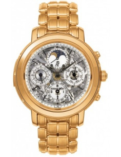 Chic Time | Montre Homme Audemars Piguet Jules Audemars Grand Complication 26023OR.OO.1138OR.01  | Prix : 555,870.00