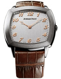 Chic Time | Montre Homme Audemars Piguet Classique Ultra Thin 15160PT.OO.A092CR.01  | Prix : 34,194.00