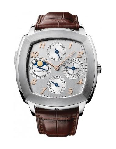 Chic Time   Montre Homme Audemars Piguet Classique Perpetual Calendar Minute Repeater 26052BC.OO.D092CR.01    Prix : 274,368.00
