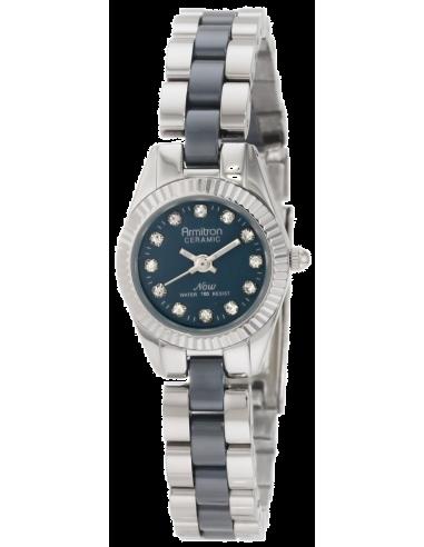Chic Time | Montre Femme Armitron 75/4034GYSV Swarovski Crystal  | Prix : 125,90€