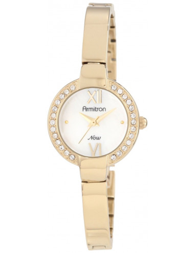 Chic Time | Montre Femme Armitron 75/3881MPGPSET Swarovski Crystal  | Prix : 59,90€