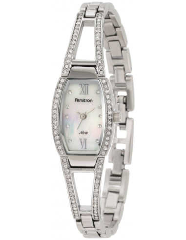 Chic Time | Montre Femme Armitron 753531MPSV NOW Swarovski Crystal  | Prix : 89,00€