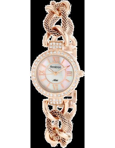 Chic Time | Montre Femme Armitron 75/4070MPRG Swarovski Crystal  | Prix : 119,90€