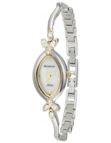 Chic Time | Montre Femme Armitron 753946MPTT Swarovski Crystal  | Prix : 81,90€