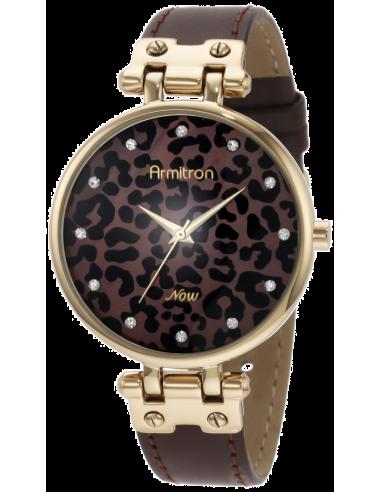 Chic Time | Montre Femme Armitron 75/4036BMGPBN Swarovski Crystal  | Prix : 96,90€