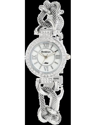 Chic Time | Montre Femme Armitron 75/4070MPSV Swarovski Crystal  | Prix : 103,90€