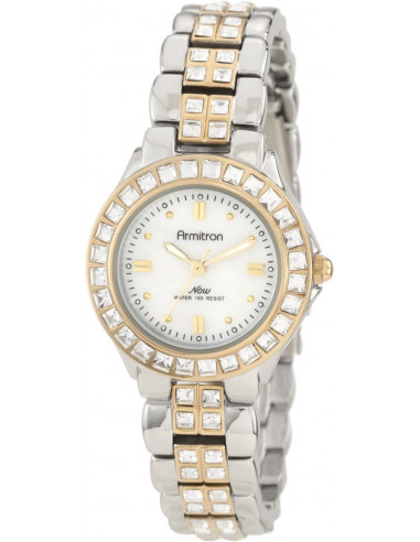 Chic Time | Montre Femme Armitron 753689MPTT NOW Swarovski Crystal  | Prix : 89,00 €