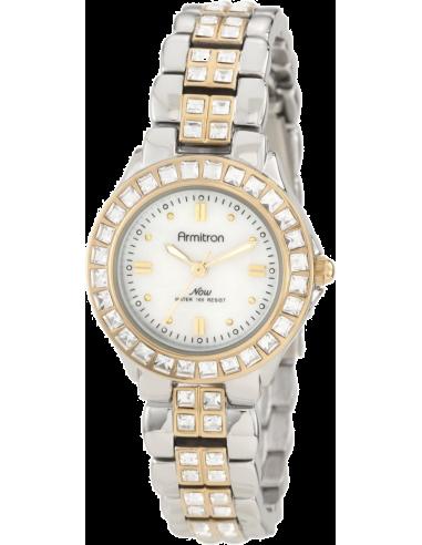 Chic Time | Montre Femme Armitron 753689MPTT NOW Swarovski Crystal  | Prix : 89,00€