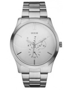 Chic Time | Montre Homme Guess W14055G1 Argent  | Prix : 99,60 €