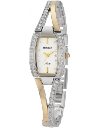 Chic Time | Montre Femme Armitron 753856SVTT NOW Swarovski Crystal  | Prix : 104,90 €