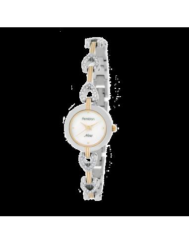 Chic Time   Montre Femme Armitron 753936MPTT Swarovski Crystal    Prix : 96,90€