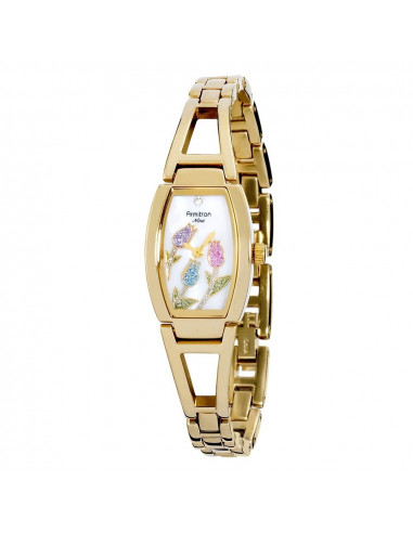 Chic Time | Montre Femme Armitron 75/3694MTGP NOW Diamond  | Prix : 89,90 €