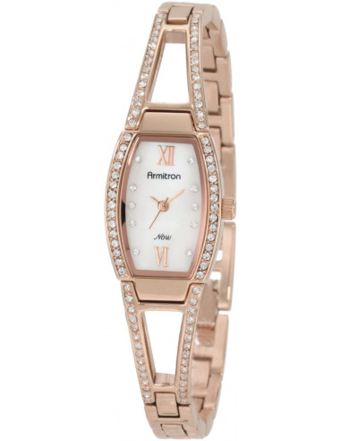 Chic Time | Montre Femme Armitron 753531MPRG Swarovski Crystal NOW  | Prix : 104,90 €