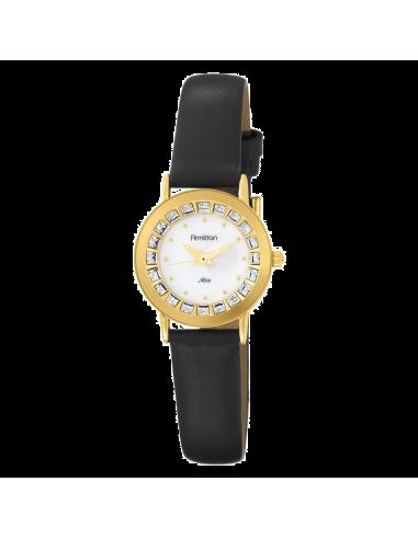Chic Time | Montre Femme Armitron 753789MPGPBK NOW Swarovski Crystal  | Prix : 67,90€