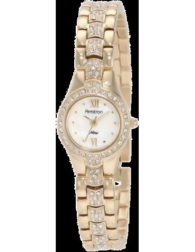Chic Time | Montre Femme Armitron 75/3998MPGP Swarovski Crystal  | Prix : 119,90€