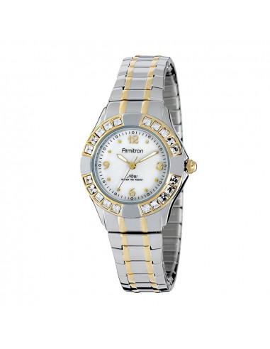 Chic Time | Montre Femme Armitron 75/3851MPTT Swarovski Crystal  | Prix : 88,90€