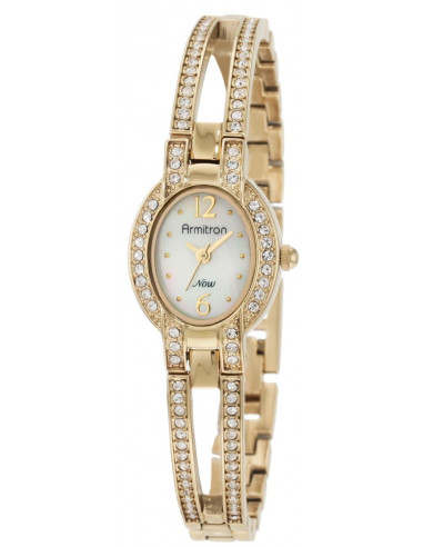 Chic Time | Montre Femme Armitron 75/3983MPGP Swarovski Crystal  | Prix : 111,90€