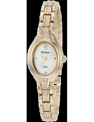 Chic Time | Montre Femme Armitron 75/3991MPGP Swarovski Crystal  | Prix : 96,90€