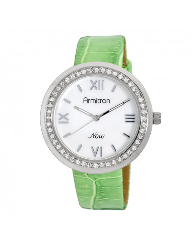 Chic Time | Montre Femme Armitron 753915MPSVGN NOW Swarovski Crystal  | Prix : 66,90 €