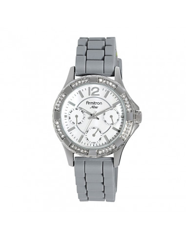 Chic Time | Montre Femme Armitron 753962MPSVGY Swarovski Crystal NOW  | Prix : 89,90€