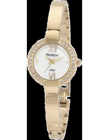 Chic Time | Montre Femme Armitron 753881MPGP NOW Swarovski Crystal  | Prix : 82,90€