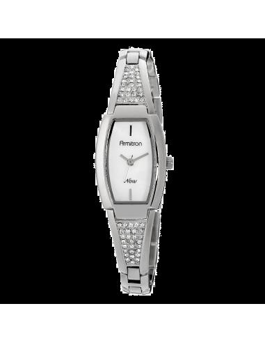 Chic Time | Montre Femme Armitron 753910MPSV NOW Swarovski Crystal  | Prix : 89,90€
