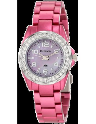 Chic Time | Montre Femme Armitron 75/4077PMPK Swarovski Crystal  | Prix : 149,90€