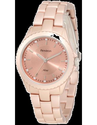 Chic Time | Montre Femme Armitron 75/4093BHBH Trend Swarovski Crystal  | Prix : 125,90€