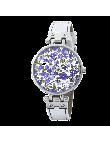 Chic Time | Montre Femme Armitron 753963PRSVWT Swarovski Crystal NOW  | Prix : 74,90€